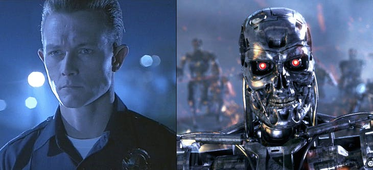 t-1000 and t-800 2