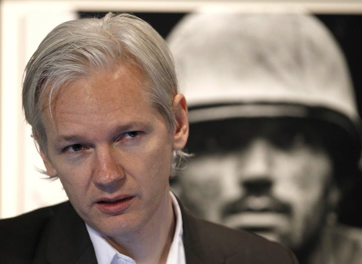 ▲維基解密創辦人 Julian Assange,Photo Credit: Reuters