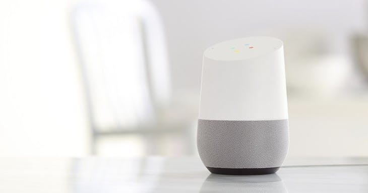 Photo credit: Google Home