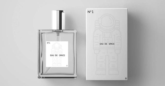 Eau de Space on Kickstarter